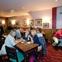 Happy Customers at the Lock and Barrel Frinton-on-Sea 3