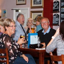 Happy Customers at the Lock and Barrel Frinton-on-Sea 1